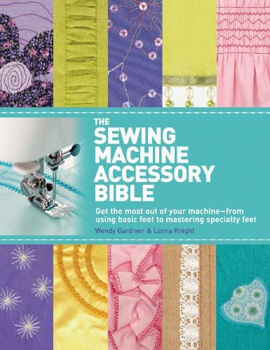 best sewing machine books