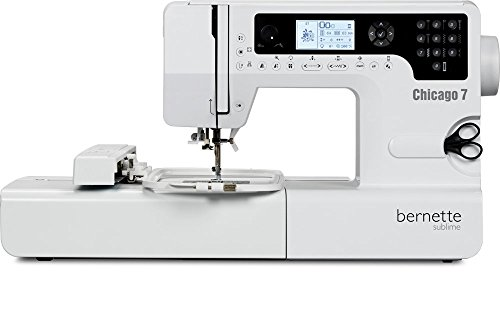 Top Rated Embroidery Machine And The Best Bernina Ever Made