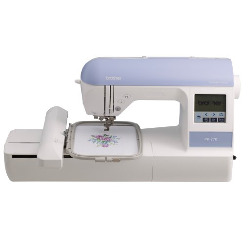 Brother PE770 1900 embroidery machine