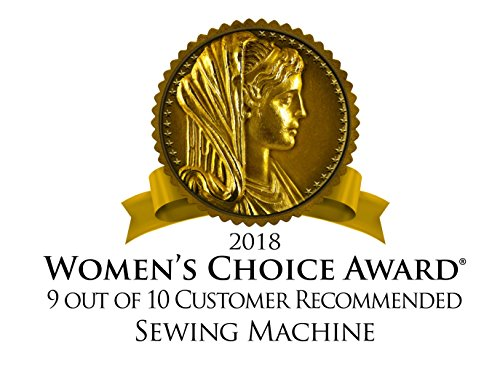 Women's Choice Award for the best sewing machine under 100 dollars