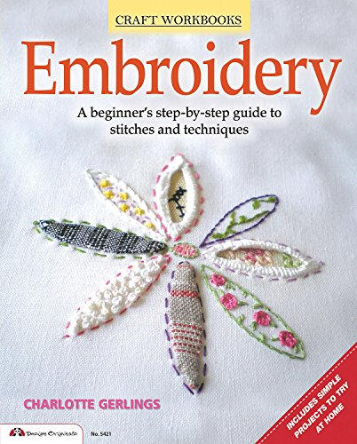 best embroidery book