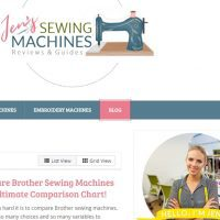 Machine Embroidery Blogs