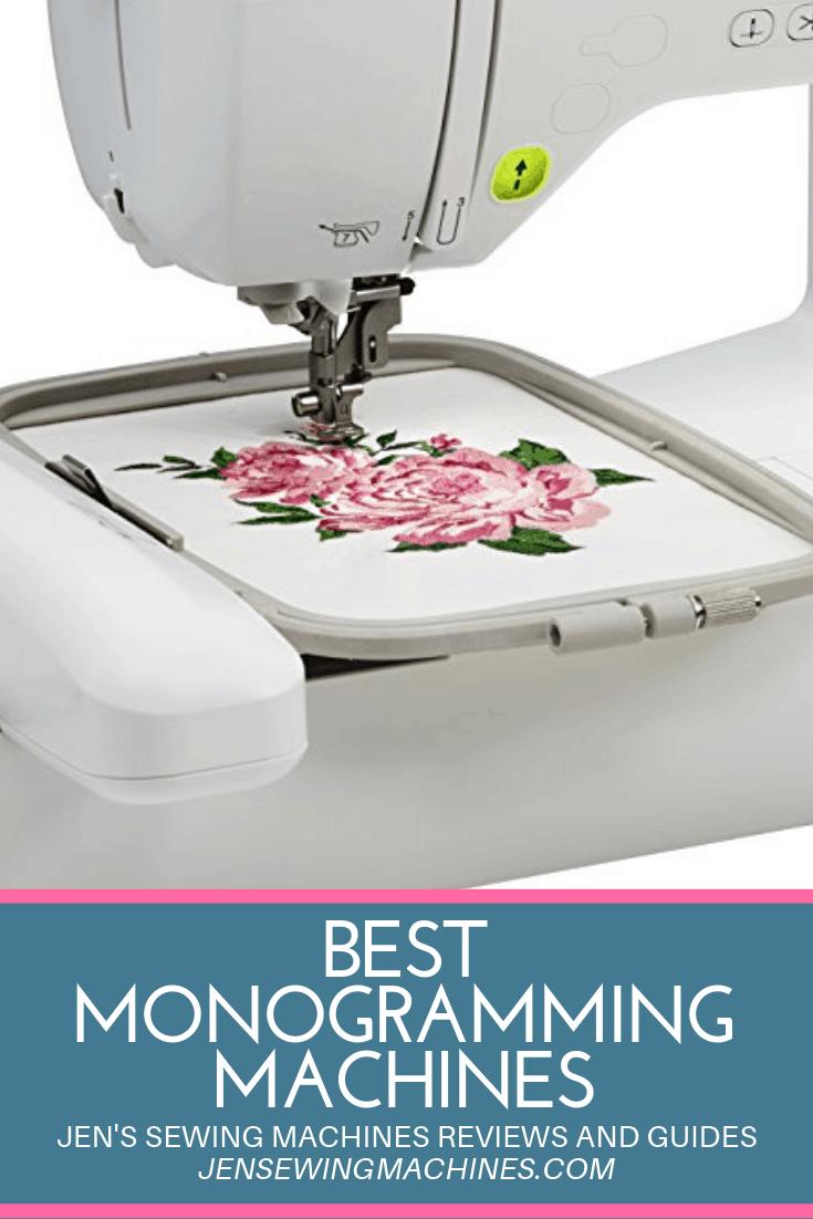 Best Monogramming Machine Reviews