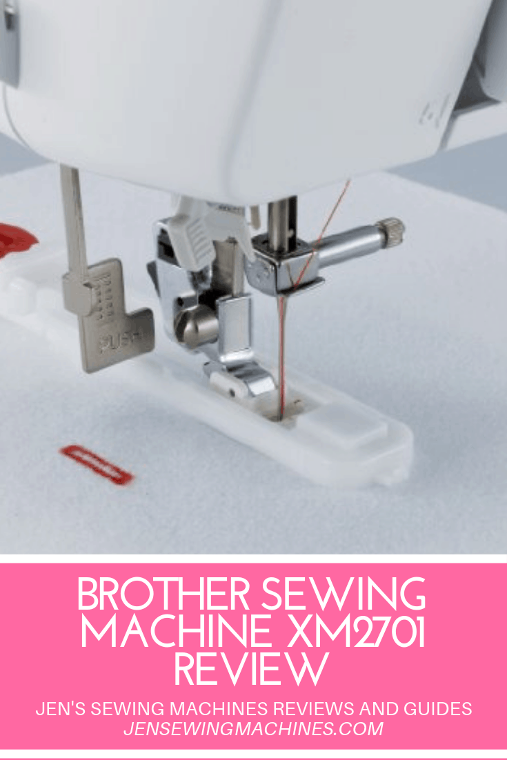 Brother Sewing Machine XM2701 Review