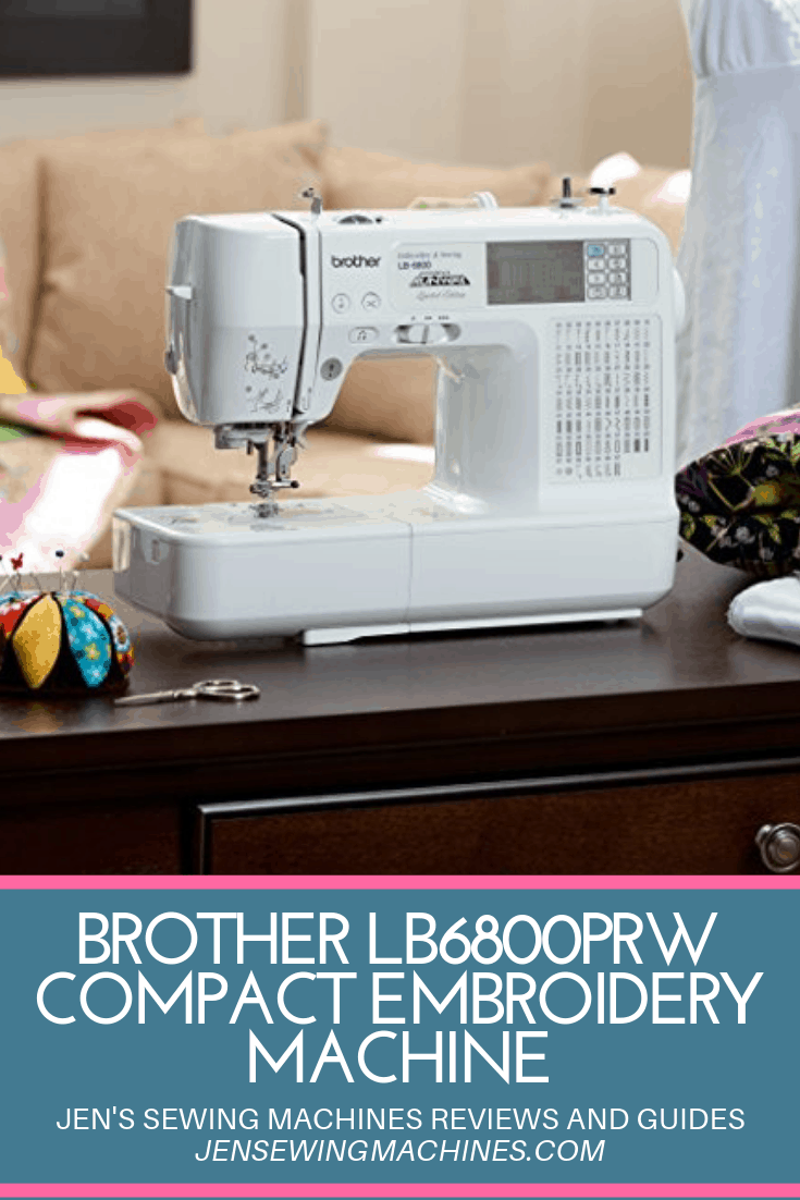 Brother LB6800PRW Review