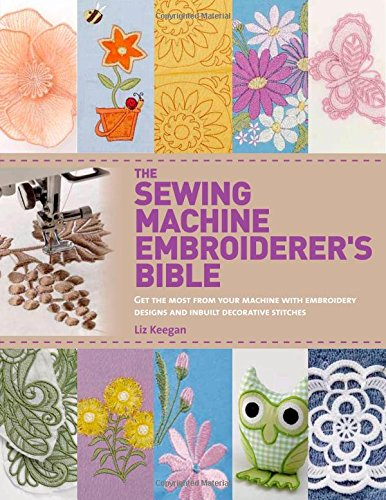 best sewing machine book