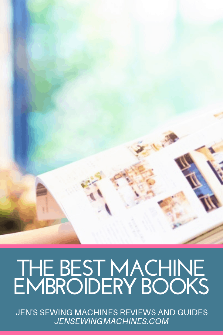 Best Machine Embroidery Books