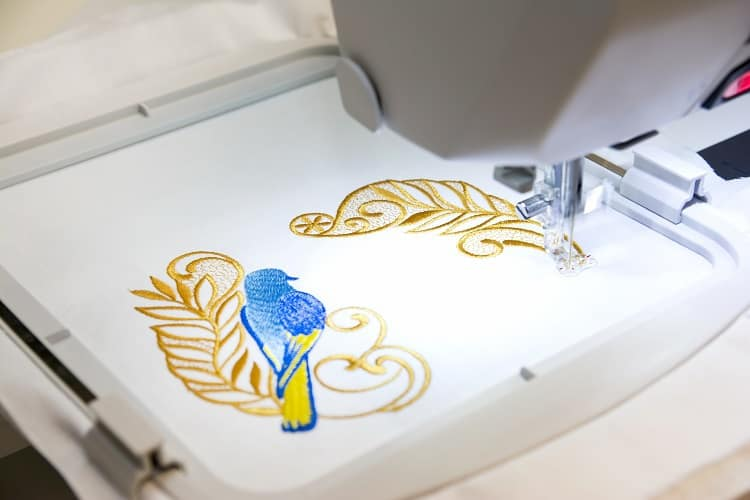 Best Brother Embroidery Machine Sale