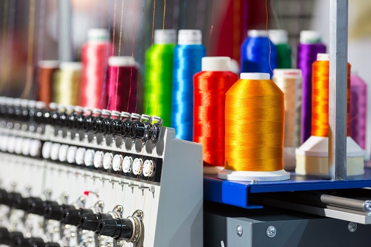 Best Machine Embroidery Threads