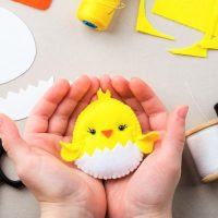 DIY Easter Ornament Tutorial