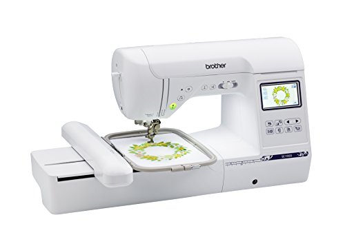 Brother SE1900 sewing machine review