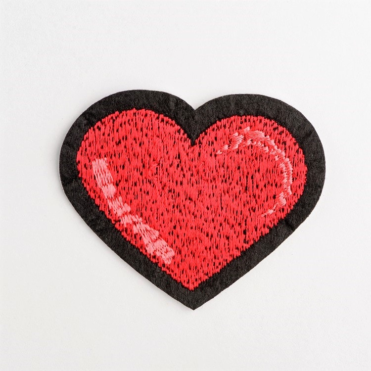 DIY Embroidery Patch Making
