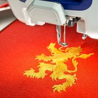 Benefits of Custom Embroidery