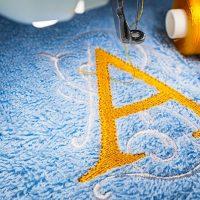 Embroidery vs Monogram