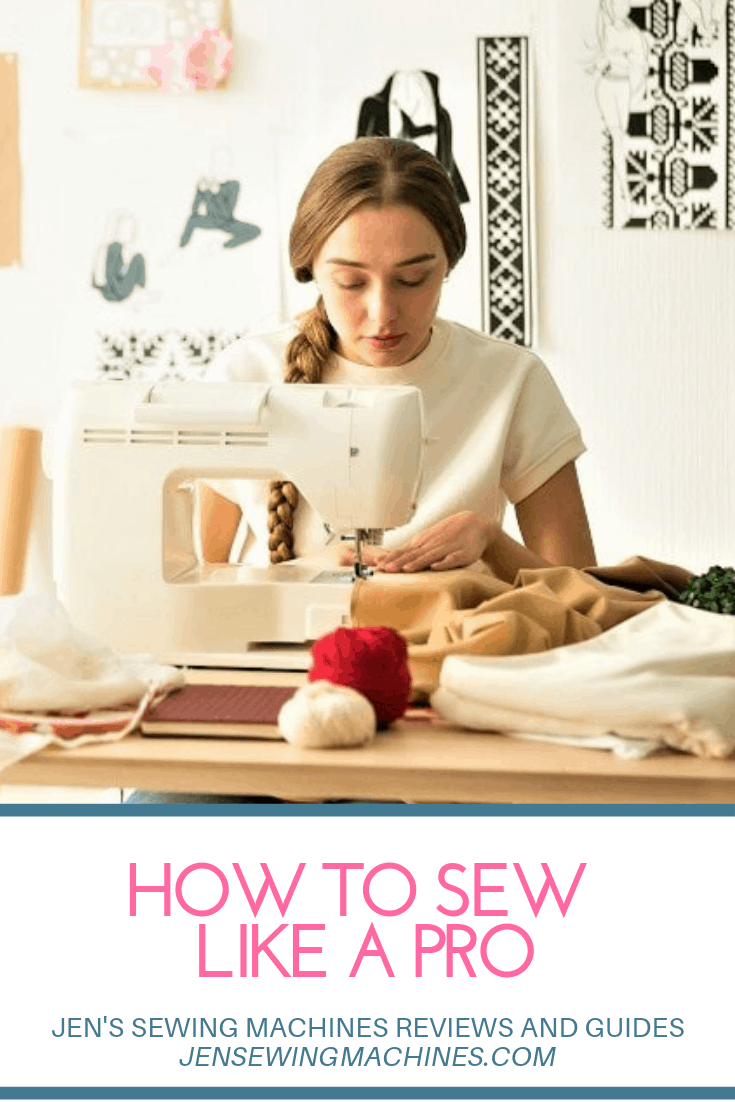 How to Sew Like a Pro