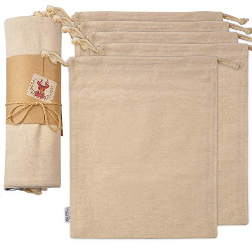 cotton shoe bags for embroidery