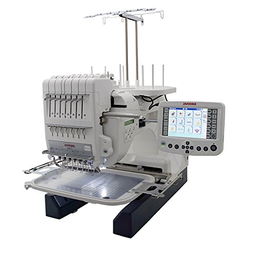 Janome MB-7 embroidery machine on sale