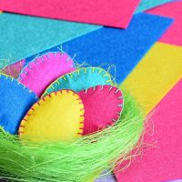 DIY Hand Easter Sewing Ideas Step-by-Step Tutorial