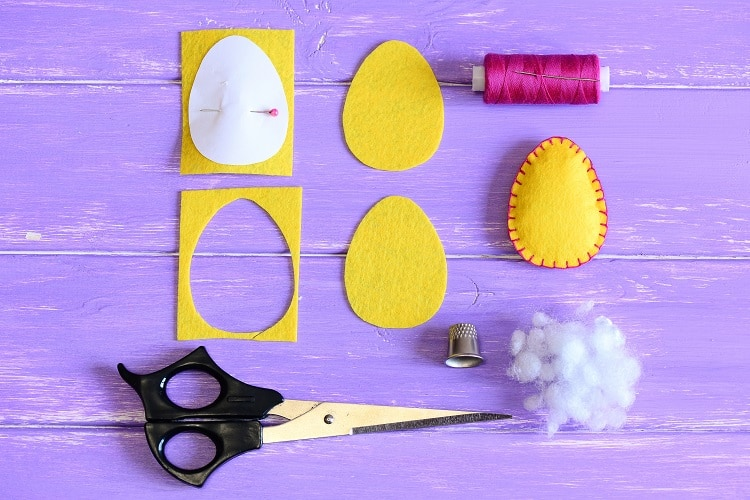 DIY Hand Easter Sewing Ideas Step by Step Tutorial