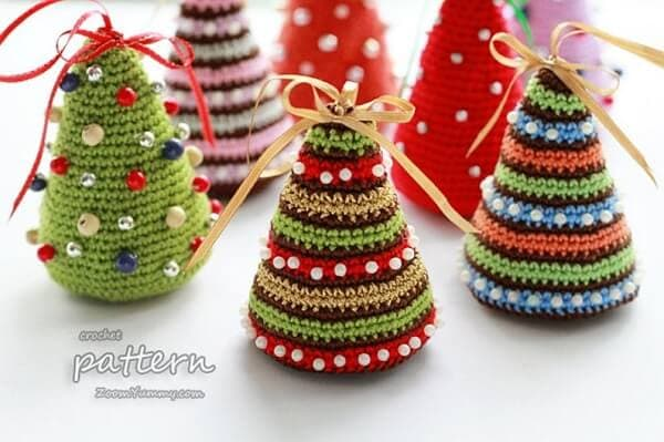 crochet ideas for christmas