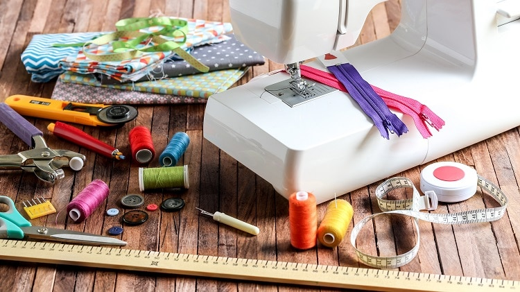 Embroidery machine essentials for beginners