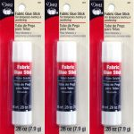 Dritz 401 Fabric Sewing and Craft Glue Stick