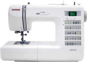 Janome DC2019 computerized sewing machine