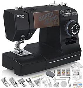 best new sewing machine for denim